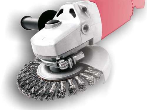 Grinder Brushes Angolare e mini-grinder