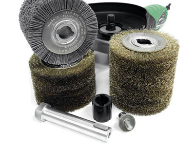 Roller brushes for brushing machines tipo Flex
